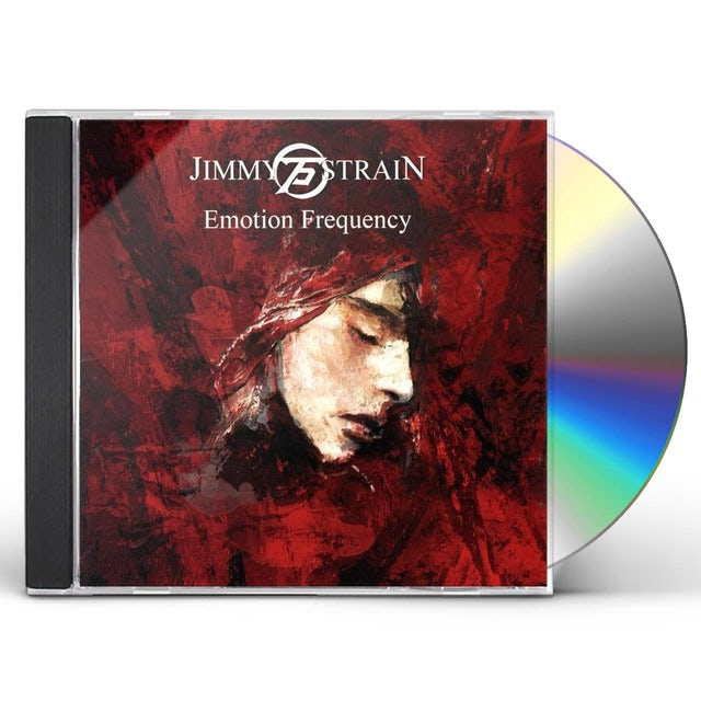 Jimmy Strain EMOTION FREQUENCY CD