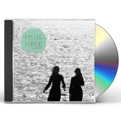 Pascal Pinon TWOSOMENESS CD
