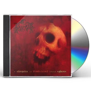 Lunar Aurora OF STARGATES & BLOODSTAINED CD