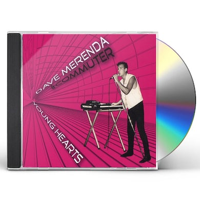 Dave Merenda & Commuter YOUNG HEARTS CD