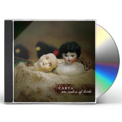 Carta INDEX OF BIRDS CD