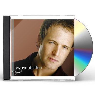 Dwayne Britton CD