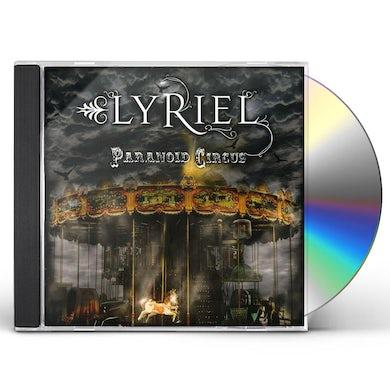 Lyriel PARANOID CIRCUS CD