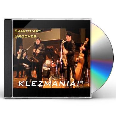 Klezmania SANCTUARY GROOVES CD