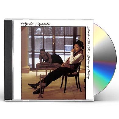 Wynton Marsalis STANDARD TIME 2: INTIMACY CALLING CD