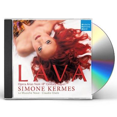 Simone Kermes LAVA-ARIE DI BRAVURA FROM 18TH CENTURY NAPOLI CD
