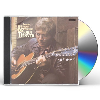John Denver POEMS PRAYERS & PROMISES CD