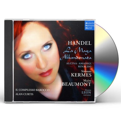 Simone Kermes LA MAGA ABBANDONATA: FAMOUS HANDEL ARIA CD