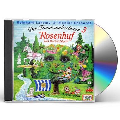 Reinhard Lakomy DER TRAUMZAUBERBAUM 3: ROSENHUF CD