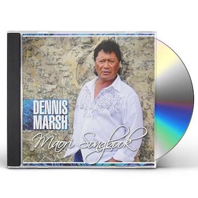 Dennis Marsh MAORI SONGBOOK CD