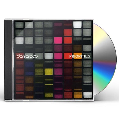 Don Broco PRIORITIES CD