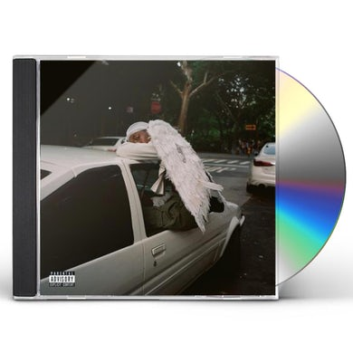 Blood Orange NEGRO SWAN CD