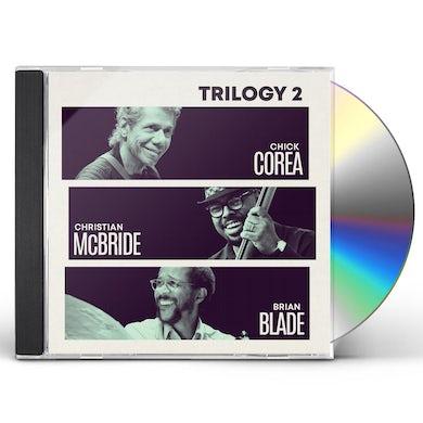 Chick Corea TRILOGY 2 (2CD) CD
