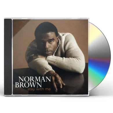 Norman Brown STAY WITH ME CD