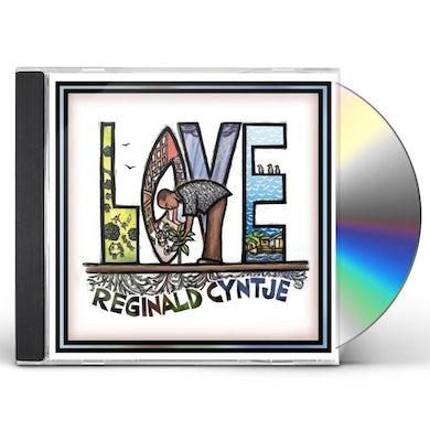 Reginald Cyntje LOVE CD