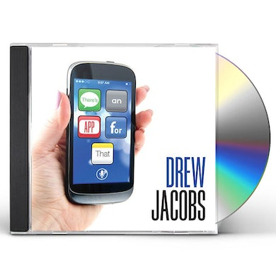 Drew Jacobs THERE'S AN APP FOR THAT CD