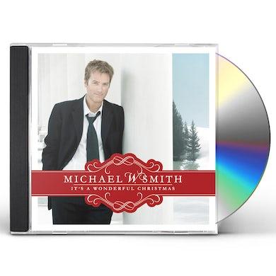 Michael W Smith IT'S A WONDERFUL CHRISTMAS CD