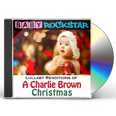 Baby Rockstar  LULLABY RENDITIONS OF A CHARLIE BROWN CHRISTMAS CD