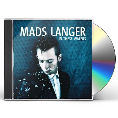 Mads Langer IN THESE WATERS CD
