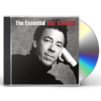 ESSENTIAL BOZ SCAGGS CD