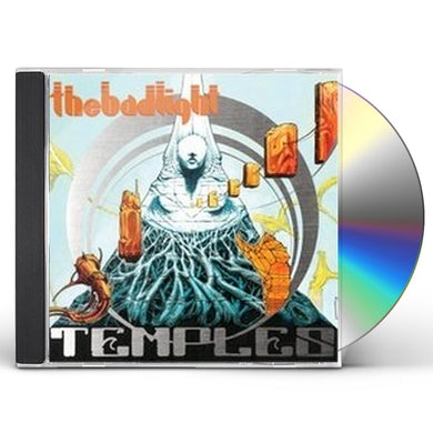 Bad Light TEMPLES CD