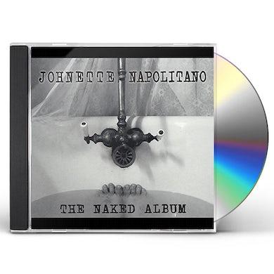 Johnette Napolitano NAKED ALBUM CD