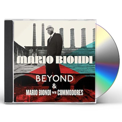 Mario Biondi BEYOND: SPECIAL EDITION CD