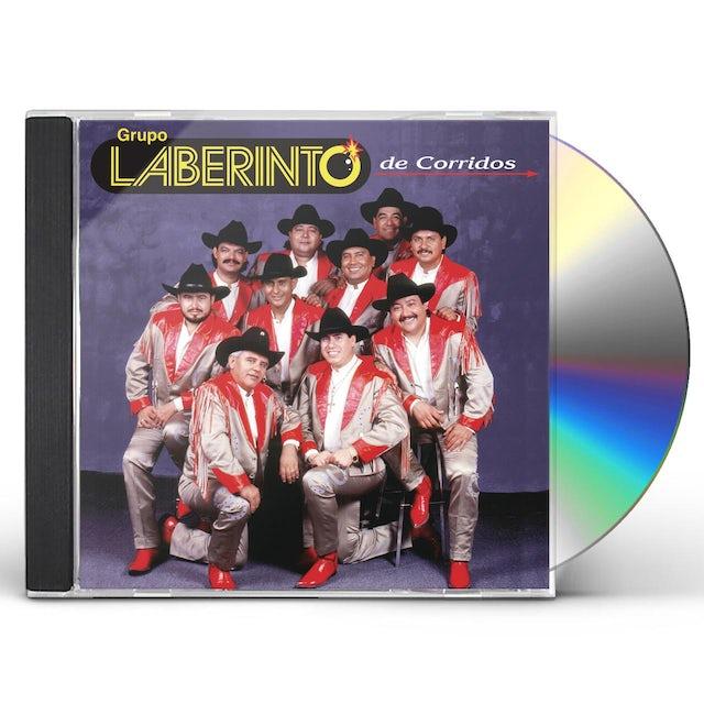 Laberinto DE CORRIDOS CD