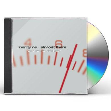 MercyMe ALMOST THERE CD