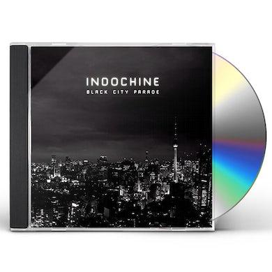 Indochine BLACK CITY PARADE CD
