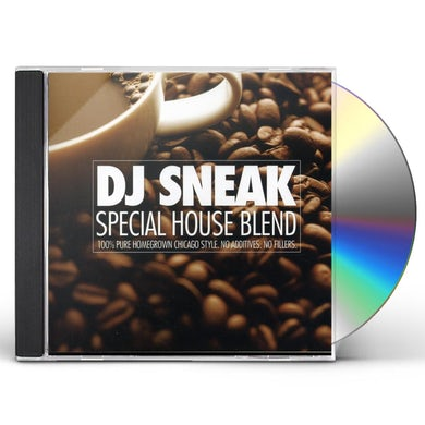Dj Sneak SPECIAL HOUSE BLEND CD