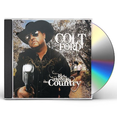 Colt Ford RIDE THROUGH THE COUNTRY CD