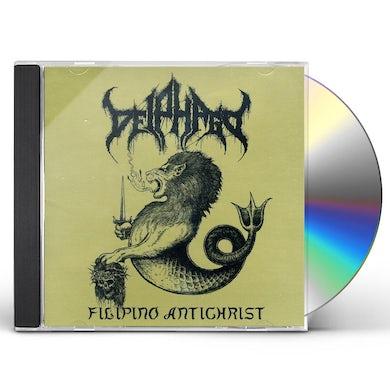 Evil Incarnate WAITING FOR HIS RETURN CD