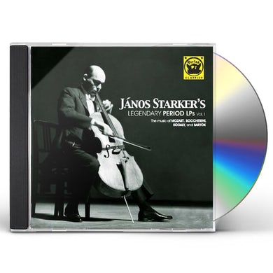 Janos Starker LEGENDARY PERIOD LPS 1 CD