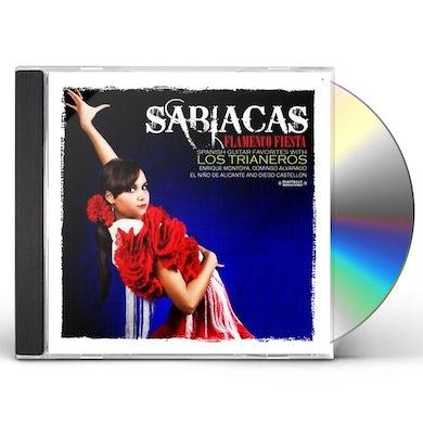 FLAMENCO FIESTA - SPANISH GUITAR FAVORITES CD