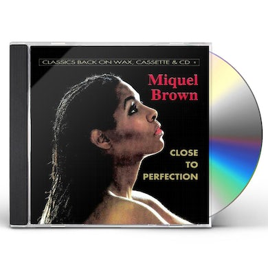 Miquel Brown CLOSE TO PERFECTION CD