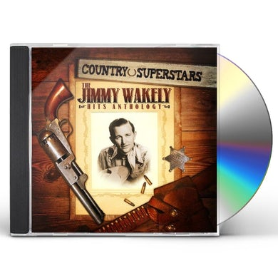 COUNTRY SUPERSTARS: JIMMY WAKELY HITS CD