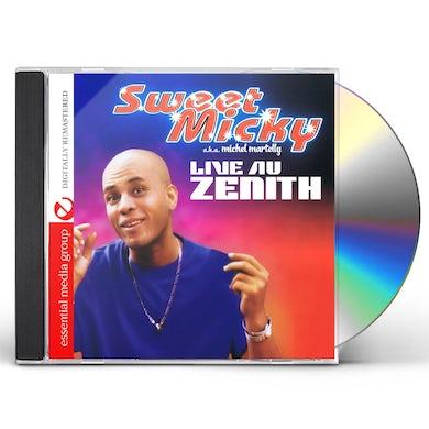 Michel Martelly LIVE AU ZENITH CD