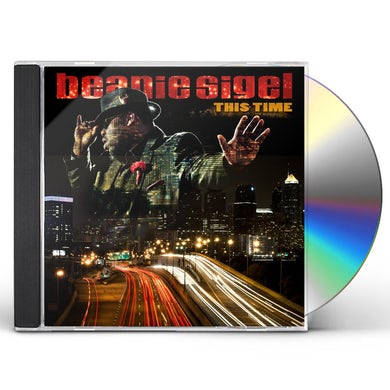 Beanie Sigel THIS TIME CD