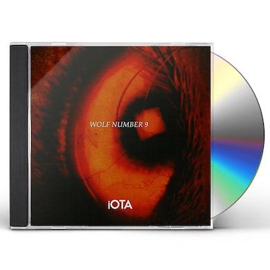 iOTA WOLF NUMBER 9 CD