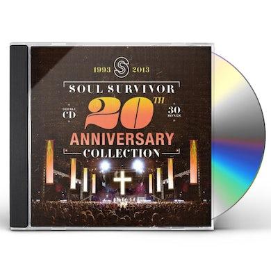 SOUL SURVIVOR: 20TH ANNIVERSARY EDITION CD