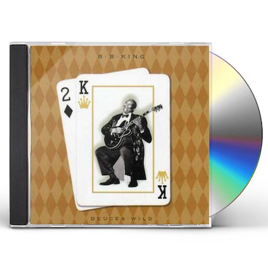 B.B. King DEUCES WILD CD