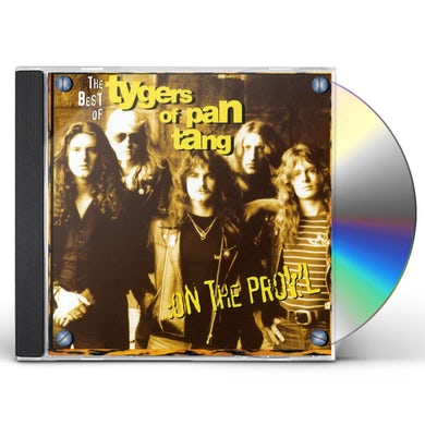 Tygers Of Pan Tang ON THE PROWL: BEST OF CD
