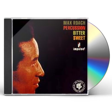 Max Roach PERCUSSION BITTER SWEET CD