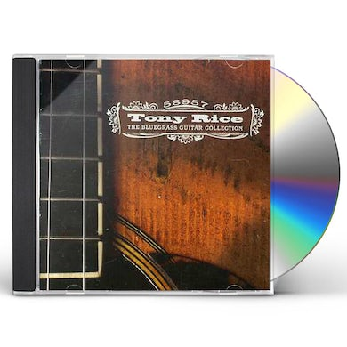 Tony Rice BLUEGRASS GUITAR COLLECTION CD