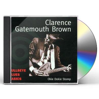 Clarence Gatemouth Brown OKIE DOKIE STOMP CD