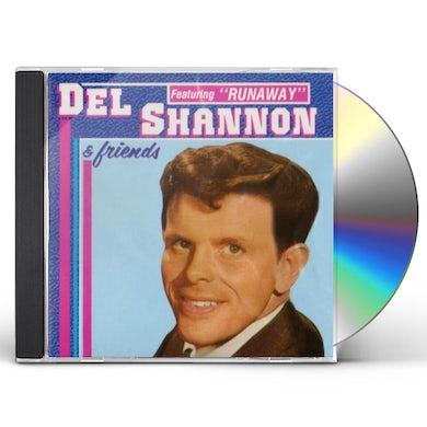 DEL SHANNON & FRIENDS CD