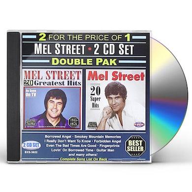 Mel Street 40 SONGS CD