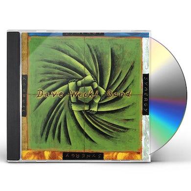 Dave Weckl SYNERGY CD
