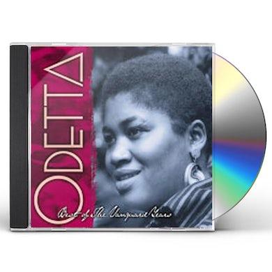 Odetta BEST OF THE VANGUARD YEARS CD